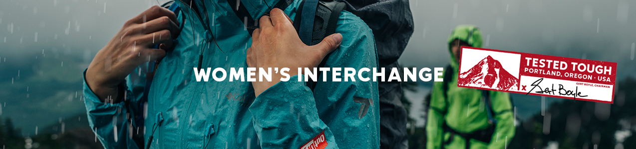 WOMENJACKET3 IN 1 Interchange