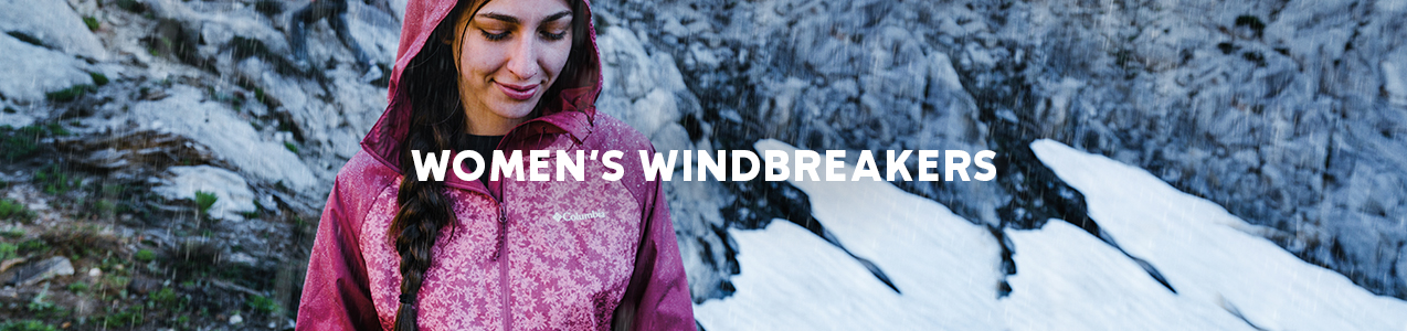 WOMENJACKETWindbreakers