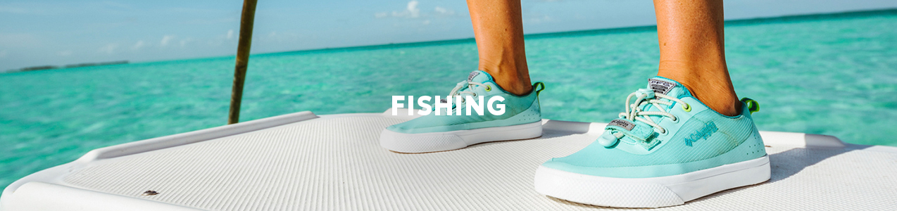 FOOTWEARWOMENFishing