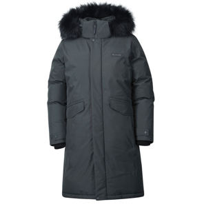 W's Ice Reserve™ Long Down Jacket